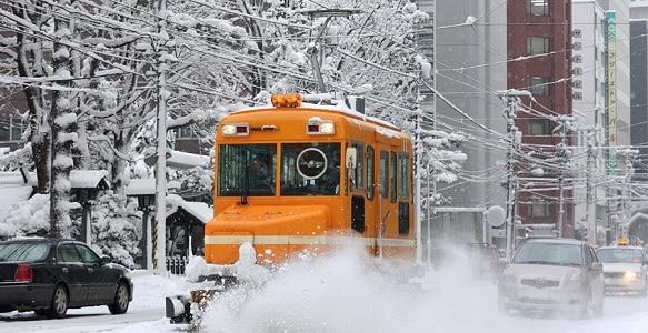 Đến bằng cách nào & đi phương tiện gì khi tới Sapporo? Phương tiện đi tham quan, vui chơi ở Sapporo