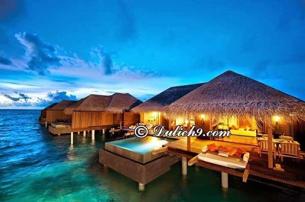 Những lưu ý quan trọng khi du lịch Maldives: Có cần xin visa du lịch Maldives không?