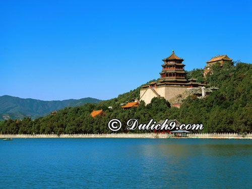 Di Hoà Viên/ Đi đâu chơi khi du lịch Bắc Ninh? Danh lam thắng cảnh đẹp ở Bắc Kinh