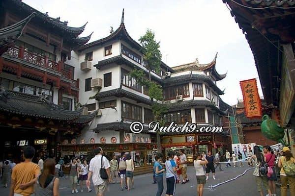 Địa chỉ mua sắm nổi tiếng ở Bắc Kinh: Du lịch Bắc Kinh đi đâu mua sắm?