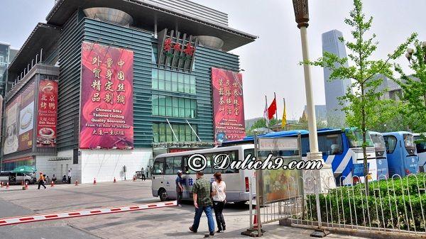 10 địa chỉ mua sắm chất lượng, giá rẻ ở Bắc Kinh: Nên mua sắm ở đâu Bắc Kinh?