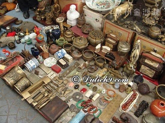 10 địa chỉ mua sắm chất lượng, giá rẻ ở Bắc Kinh: Nên mua sắm ở đâu khi du lịch Bắc Kinh?