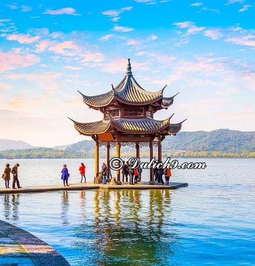 Du lịch Bắc Kinh - Thượng Hải - Hàng Châu - Tô Châu
