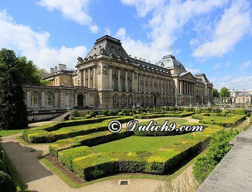 Tới Brussels khi nào đẹp?Thời điểm lí tưởng du lịch Brussels