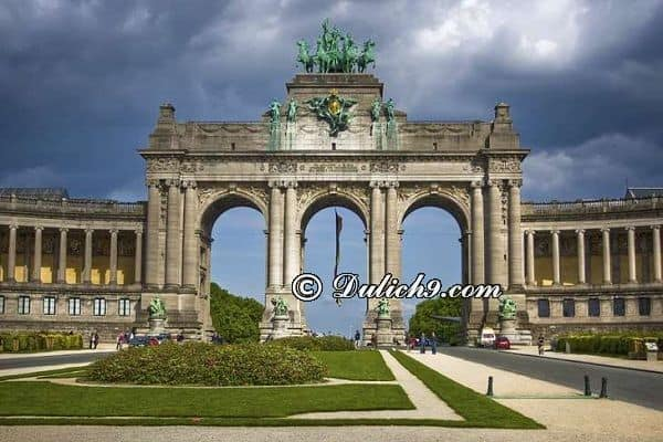 Nên đi đâu chơi khi du lịch Brussels? Địa điểm tham quan, vui chơi ở Brussels
