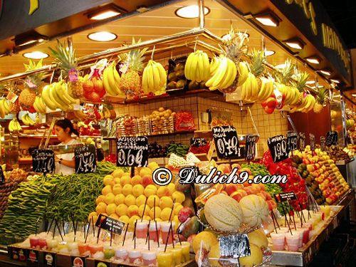 Ăn gì ngon & ăn ở đâu khi du lịch Brussels? Kinh nghiệm ăn uống khi du lịch Brussels, Bỉ