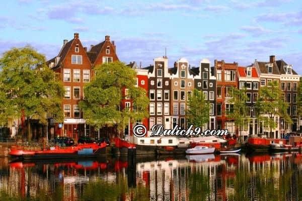 Kinh nghiệm du lịch Hà Lan tự túc, giá rẻ: Nên đi chơi đâu khi du lịch Hà Lan?