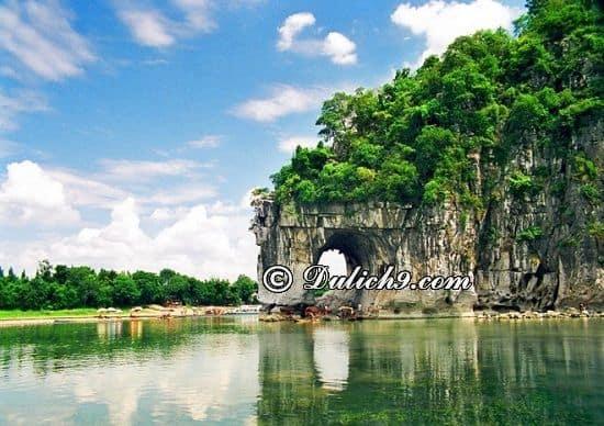 Du lịch Quế Lâm nên đi đâu chơi/ Điểm tham quan ở Quế Lâm: Kinh nghiệm du lịch Quế Lâm tự túc
