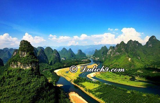 Du lịch Quế Lâm nên đi đâu chơi/ Điểm tham quan ở Quế Lâm: Hướng dẫn lịch trình tham quan, vui chơi khi du lịch Quế Lâm