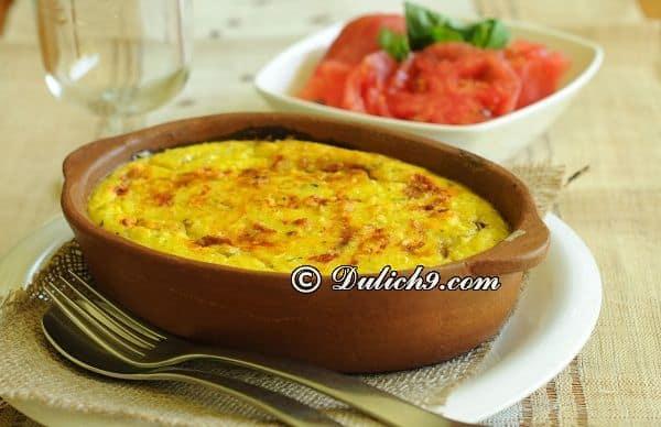 Ăn gì ngon khi du lịch Chile? Những món ăn nổi tiếng ở Chile