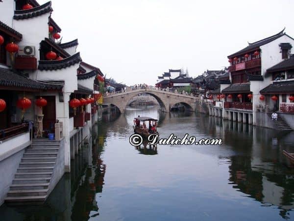 Kinh nghiệm du lịch Tô Châu tự túc, giá rẻ: Du lịch Tô Châu nên đi chơi ở đâu?