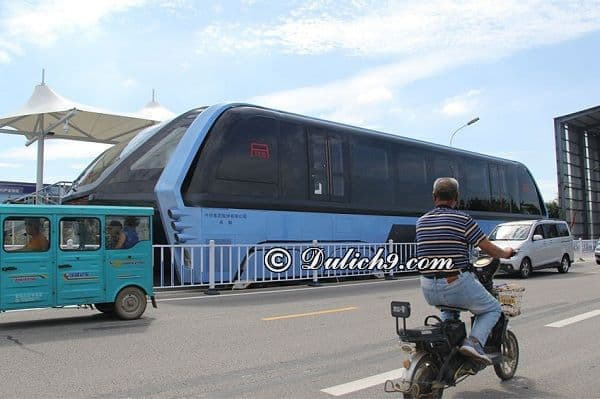 Cách di chuyển tới Tô Châu/ Phương tiện đi lại ở Tô Châu: Hướng dẫn cách di chuyển khi du lịch Tô Châu