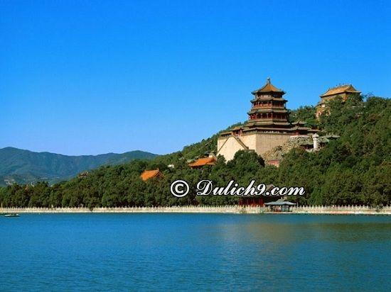 Nên đi đâu chơi khi du lịch Tô Châu/ Địa điểm tham quan ở Tô Châu