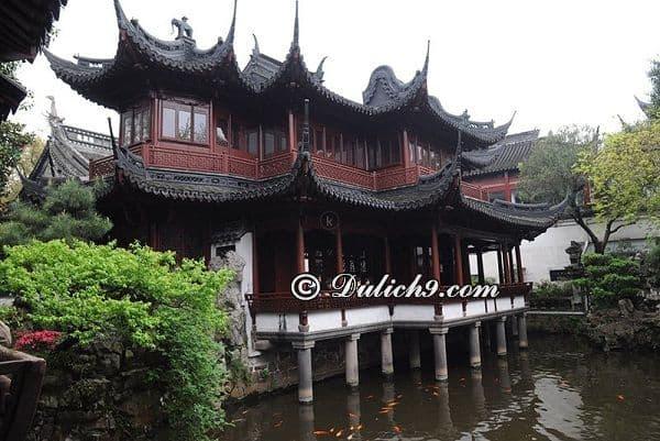 Nên đi đâu chơi khi du lịch Tô Châu? Địa điểm tham quan ở Tô Châu