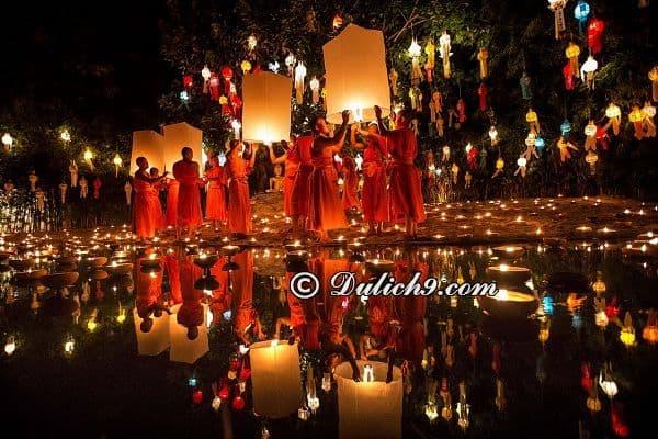 Địa điểm diễn ra lễ hội thả đèn trời ở Chiang Mai: Thời gian và địa điểm diễn ra lễ hội thả đèn trời ở Chiang Mai