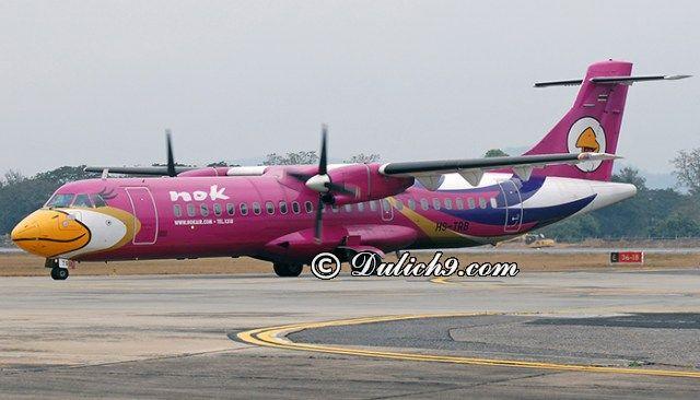 Đi từ Bangkok tới Chiang Mai bằng máy bay: Giá vé máy bay đi du lịch Chiang Mai từ Bangkok