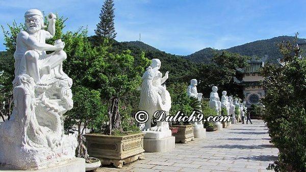 Tham quan chùa Linh Ứng - Bãi Bụt có mất vé vào cổng không? Giá vé tham quan chùa Linh Ứng - Bãi Bụt bao nhiêu tiền?