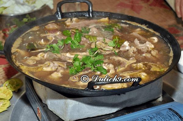 Địa chỉ quán ăn ngon nổi tiếng ở Hà Giang: Quán ăn nào ngon, giá rẻ ở Hà Giang?