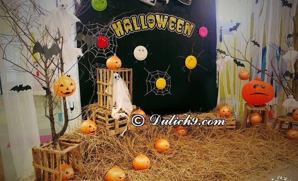 Halloween tại các khu trung tâm thương mại: Đi chơi Halloween ở đâu Hà Nội?