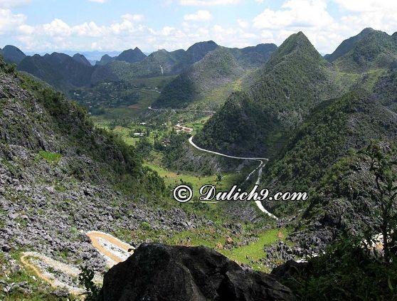 Cao nguyên đá Đồng Văn - Điểm du lịch được ưa thích ở Hà Giang