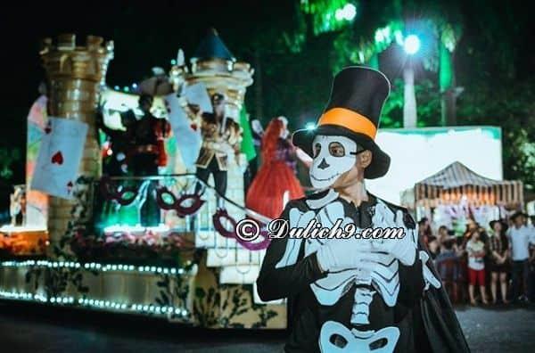 6 điểm đến thú vị nhất dịp Halloween ở TP.HCM: Nơi vui chơi dịp Halloween nổi tiếng nhất Sài Gòn