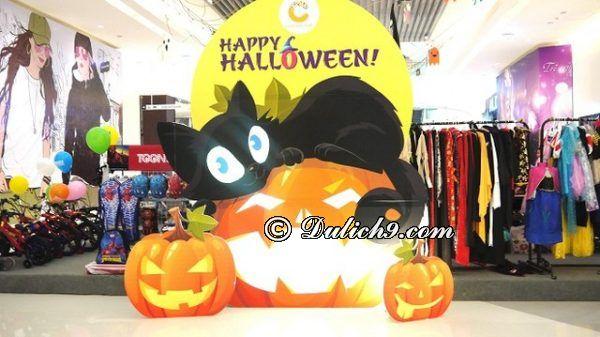 6 điểm đến thú vị nhất dịp Halloween ở TP.HCM