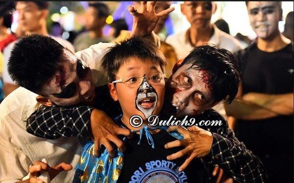 6 điểm đến thú vị nhất dịp Halloween ở TP.HCM: Địa điểm tham quan, vui chơi nổi tiếng ở Halloween
