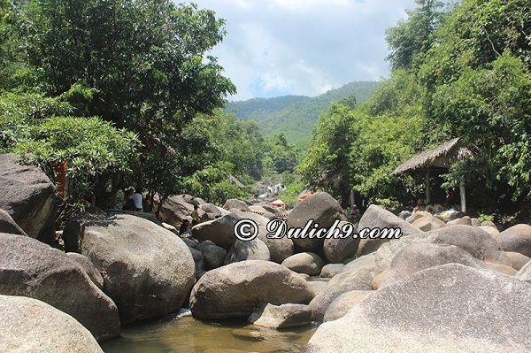 Giá vé tham quan khu sinh thái Ngầm Đôi: Hướng dẫn đi du lịch Ngầm Đôi, Đà nẵng