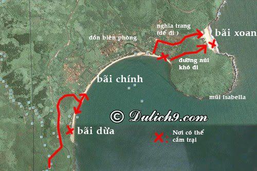 Cách di chuyển tới Làng Vân/ Đường đi tới Làng Vân: Làng Vân ở đâu, hướng dẫn đường đi tới làng Vân du lịch