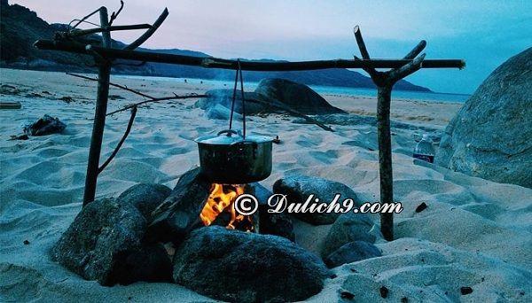 Chơi gì ở Làng Vân? Trải nghiệm thú vị khi đi Làng Vân, Đà Nẵng: Kinh nghiệm cắm trại ở Làng Vân, Đà Nẵng