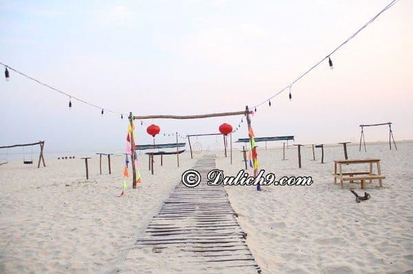 Giá cả dịch vụ tại Cảnh Dương Beachcamp: Kinh nghiệm đi tham quan, vui chơi ở ven biển Cảnh Dương Beachcamp