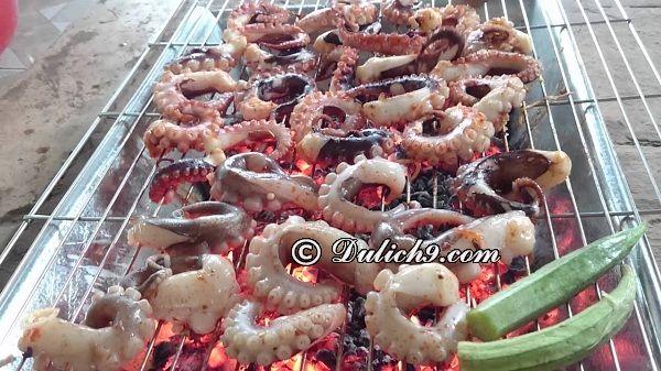Nên ăn gì khi cắm trại ở Cảnh Dương Beachcamp? Kinh nghiệm ăn uống khi du lịch Cảnh Dương Beachcamp