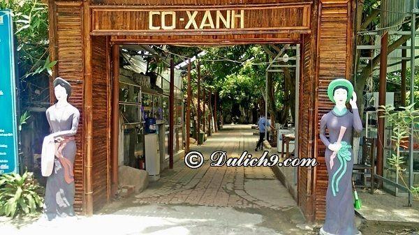 Chơi gì thú vị, hấp dẫn ở khu sinh thái Cọ Xanh? Kinh nghiệm đi vui chơi, ăn uống ở khu du lịch Sinh Thái Cọ Xanh