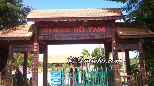KoTam - điểm du lịch sinh thái mới ở Buôn Ma Thuột: Kinh nghiệm tham quan khu du lịch KoTam (Buôn Ma Thuột)