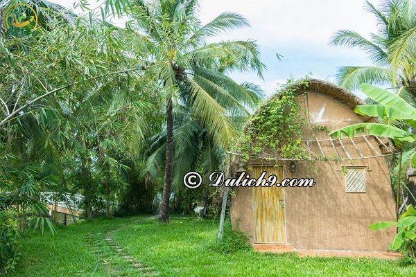 Chơi gì thú vị khi tới làng du lịch Tre Việt? Địa điểm tham quan, vui chơi hấp dẫn ở Tre Việt
