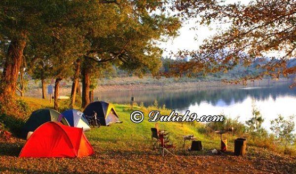 Khu du lịch sinh thái Cao Minh có gì chơi/ Khám phá Cao Minh: Cắm trại ở khu du lịch sinh thái Cao Minh, Đồng Nai