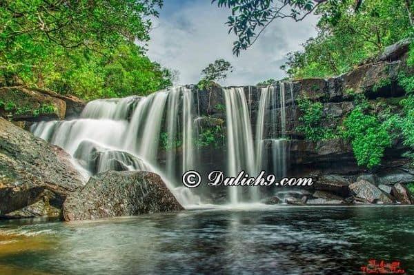 Kinh nghiệm du lịch Suối Tranh, Phú Quốc: Vẻ đẹp của suối Tranh, Phú Quốc