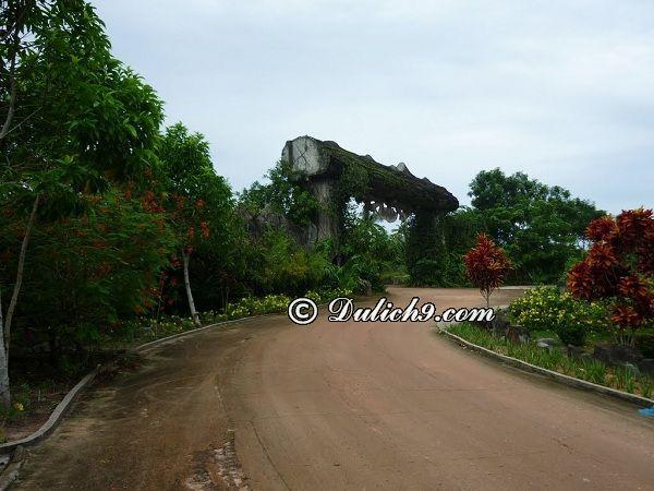Giá vé vào cổng tham quan khu du lịch suối Tranh, Phú Quốc: Khu du lịch suối Tranh, Phú Quốc có đẹp không?