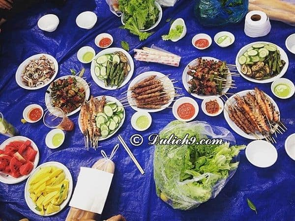 Đi khu du lịch Thủy Châu cần chú ý những gì? Kinh nghiệm ăn uống ở khu du lịch sinh thái Thủy Châu, Bình Dương