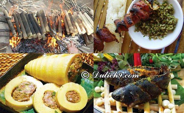 Món ăn ngon, hấp dẫn ở Cửu Thác Tú Sơn: Cửu Thác Tú Sơn có đặc sản gì ngon, nổi tiếng?
