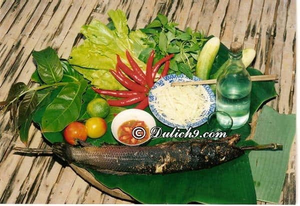Những món ăn ngon, nổi tiếng ở Vĩnh Long: Du lịch Vĩnh Long ăn gì ngon, ăn ở đâu?
