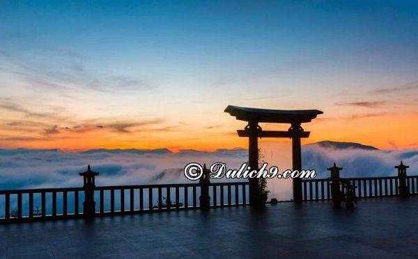 Kinh nghiệm đi Cổng trời Linh Quy Pháp Ấn, Đà Lạt: Hướng dẫn đi tham quan, vui chơi ở cổng trời Linh Quy Pháp Ấn