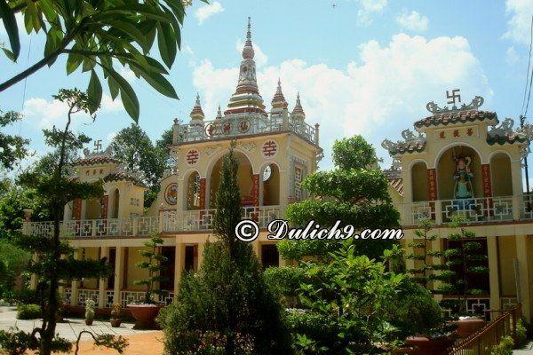 Những địa điểm tham quan nổi tiếng ở Vĩnh Long: Phượt Vĩnh Long nên đi đâu chơi?