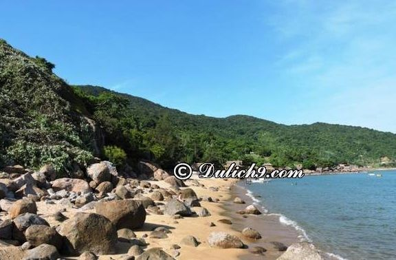 Bãi Rạng - địa điểm tham quan ở Bình Thuận: Nên đi chơi đâu khi du lịch Bình Thuận?
