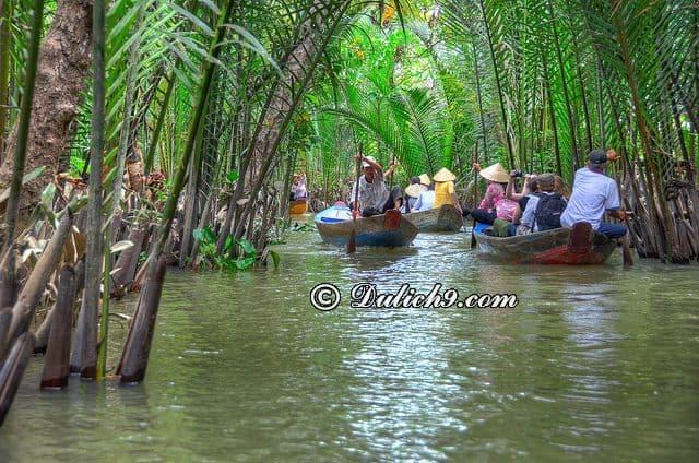 Những cảnh đẹp ở Tiền Giang: Danh lam thắng cảnh đẹp, nổi tiếng ở Tiền Giang