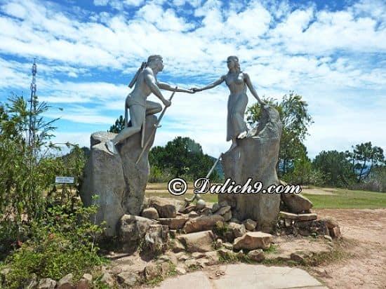 Hướng dẫn khám phá & chinh phục núi Langbiang: Cảnh đẹp ở núi Langbiang