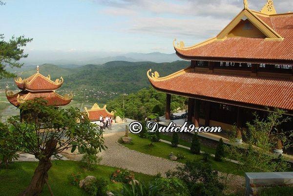 Kinh nghiệm đi Thiền viện Trúc Lâm Đà Lạt tự túc, giá rẻ: Du lịch Thiền viện Trúc Lâm Đà Lạt chơi gì vui?