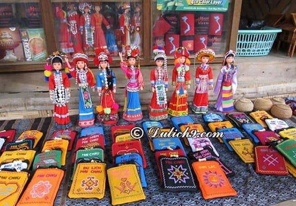Lịch trình du lịch thác Thăng Thiên 2 ngày 1 đêm: Mua gì làm qua khi du lịch thác Thăng Thiên?