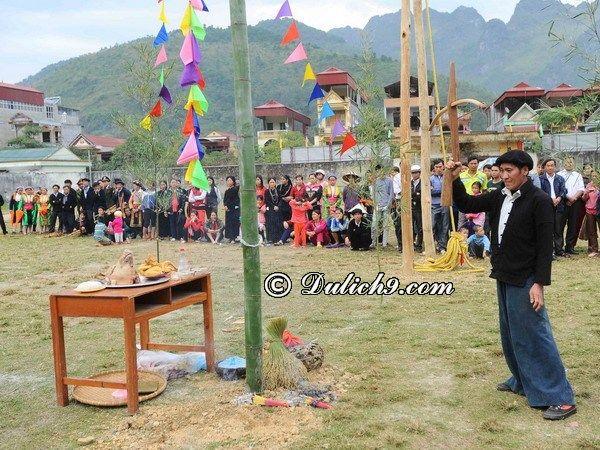 Lễ hội Gầu Tào, lễ hội truyền thống ở Hà Giang: Những lễ hội văn hóa đặc sắc, độc đáo ở Hà Giang