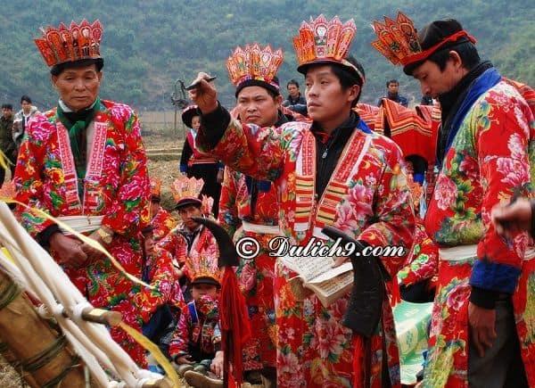 Lễ hội Cấp Sắc của các dân tộc ở Hà Giang: Hà Giang có lễ hội văn hóa nào nổi tiếng?